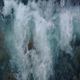 Birdseye View of Raging Mountain River - VideoHive Item for Sale