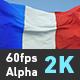 Flag France - VideoHive Item for Sale
