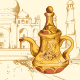 Arabic Logo 12