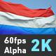 Flag Netherlands - VideoHive Item for Sale