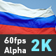 Flag Russia - VideoHive Item for Sale