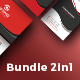 Bundle 1 Corporate Business Card - GraphicRiver Item for Sale