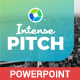 Intense Pitch Deck - GraphicRiver Item for Sale