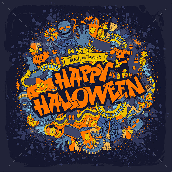 Happy Halloween - Halloween Seasons/Holidays