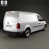 Volkswagen caddy (mk4) maxi panelvan 2015 590 0002.  thumbnail