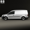 Volkswagen caddy (mk4) maxi panelvan 2015 590 0005.  thumbnail