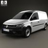 Volkswagen caddy (mk4) maxi panelvan 2015 590 0006.  thumbnail