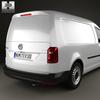 Volkswagen caddy (mk4) maxi panelvan 2015 590 0007.  thumbnail