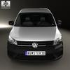 Volkswagen caddy (mk4) maxi panelvan 2015 590 0010.  thumbnail