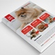 Pet Shop Business Flyers