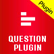 Question Plugin For Wowonder