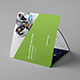 Brochure – Company Tri-Fold Square - GraphicRiver Item for Sale