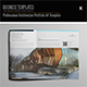 Professional Architecture Portfolio A4 Template - GraphicRiver Item for Sale