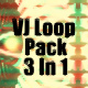 Pearl Vj Loop Pack 3 In 1