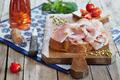 Bread And Mortadella - PhotoDune Item for Sale