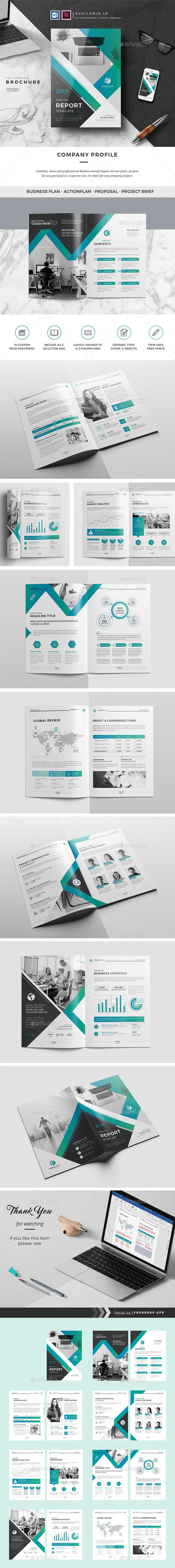 The Company Profile /2017 - Corporate Brochures