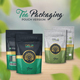 Tea Packaging (Pouch Version) - GraphicRiver Item for Sale