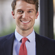 Young white businessman smiling, vertical portrait - PhotoDune Item for Sale