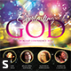 Everlasting God CD Album Artwork - GraphicRiver Item for Sale