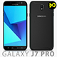 Samsung Galaxy J7 Pro 2017 Black - 3DOcean Item for Sale