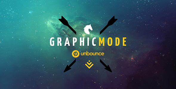 Image of GraphicMode - Freelancer Unbounce Template