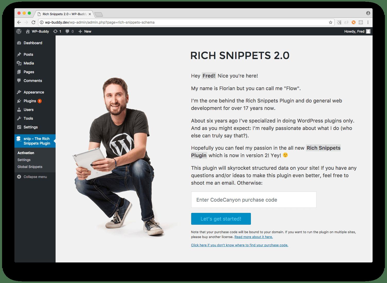 Rich Snippets WordPress Plugin