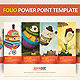 Folio PowerPoint Presentation Template - GraphicRiver Item for Sale