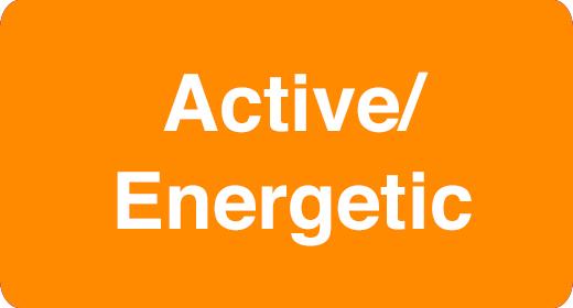 Mood - Active Energetic