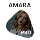 Amara - eCommerce Fashion PSD Template