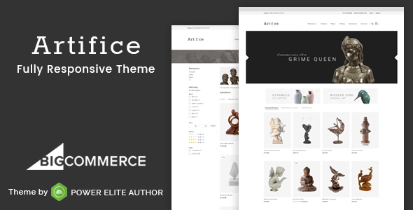 Artifice - Multipurpose Stencil BigCommerce Theme