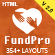 FundPro - Nonprofit, Crowdfunding & Charity HTML5 Template - ThemeForest Item for Sale