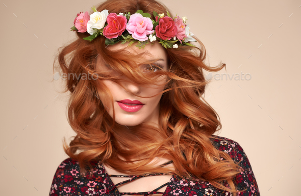 Redhead - Stock Photo - Images
