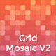 Grid Mosaic Backgrounds v2
