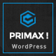 Primax Corporate Business WordPress Theme