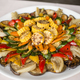 Dish of Italian grilled vegetables - PhotoDune Item for Sale