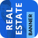 Real Estate - Multi Purpose Ad Banners Template