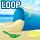 Beach Landscape V3 - VideoHive Item for Sale