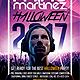 Halloween Party Dj flyer Template