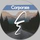 Uplifting Inspiring Corporate Background