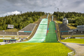Lysgardsbakken ski jumping springboard