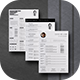 Word Resume Bundle - GraphicRiver Item for Sale