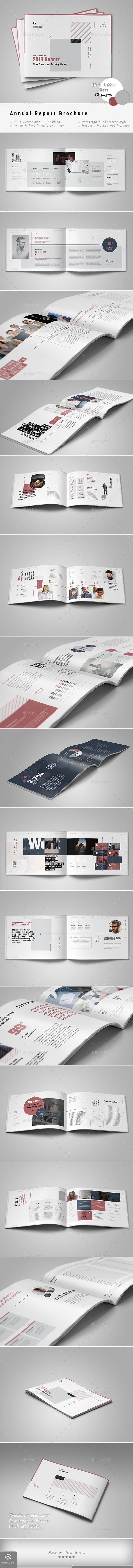 GraphicRiver Annual Report 20609123