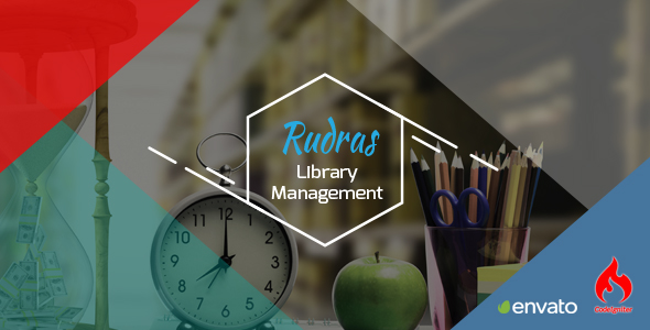 Rudras Library Management System