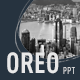 Oreo Minimal Powerpoint - GraphicRiver Item for Sale