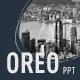 Oreo Minimal Powerpoint
