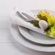 Easter dinner table setting - PhotoDune Item for Sale