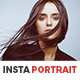 10 Insta Portrait Lightroom Presets