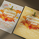 Autumn Fall Festival Flyers - GraphicRiver Item for Sale