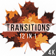 Autumn Transitions and Frames