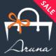 Aruna - Shopping Housewares Responsive Prestashop Theme